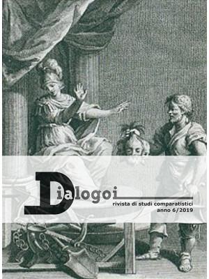 Dialogoi. Rivista di studi comparatistici (2019). Nuova ediz.. Vol. 6: Colpe, delitti, castighi