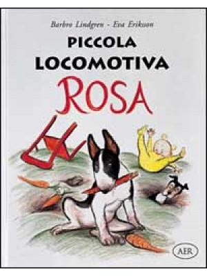 Piccola locomotiva Rosa