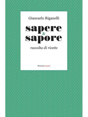 Sapere & Sapore. Raccolta di ricette