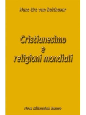 Cristianesimo e religioni mondiali
