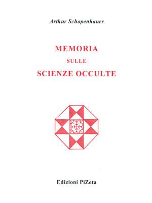 Memoria sulle scienze occulte
