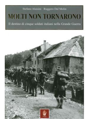 Molti non tornarono. Il destino di cinque soldati italiani nella grande guerra