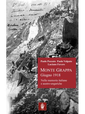 Monte Grappa giugno 1918. Nelle memorie italiane e austro-ungariche