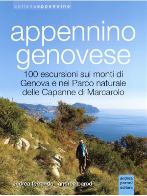Appennino genovese. 100 escursioni sui monti di Genova e nel Parco naturale delle Capanne di Marcarolo. Ediz. illustrata