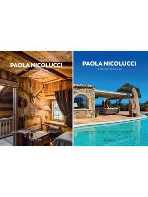 Paola Nicolucci. Interior designer. Ediz. italiana e inglese