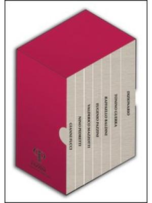 Poesie in dialetto romagnolo. Antologia poetica dei poeti Baldini, Guerra, Fucci, Pedretti, Mazzotti, Pazzini. Con CD Audio