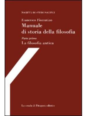 Manuale di storia della filosofia