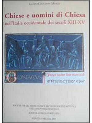 Chiese e uomini di Chiesa nell'Italia occidentale dei secoli XIII-XV