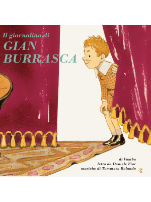 Il giornalino di Gian Burrasca letto da Daniele Fior. Audiolibro