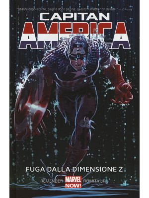 Fuga dalla dimensione Z. Capitan America. Vol. 2