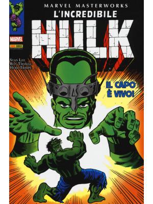 L'incredibile Hulk. Vol. 5: Il capo è vivo!