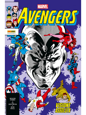 Visione assoluta. Avengers