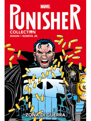 Zona di guerra. Punisher collection. Vol. 6