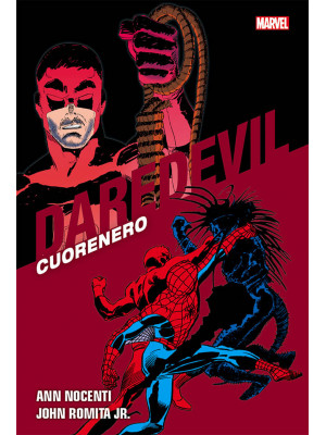 Cuorenero. Daredevil Collection. Vol. 21