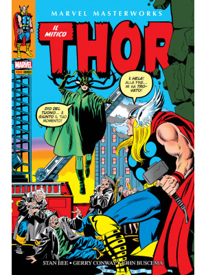 Marvel Masterworks. Il mitico Thor. Vol. 8