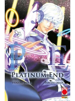 Platinum end. Vol. 3
