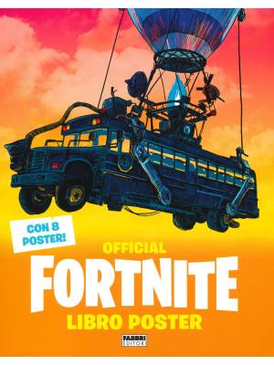 Official Fortnite. Il libro poster