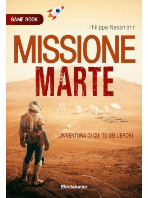 Missione su Marte. Game book