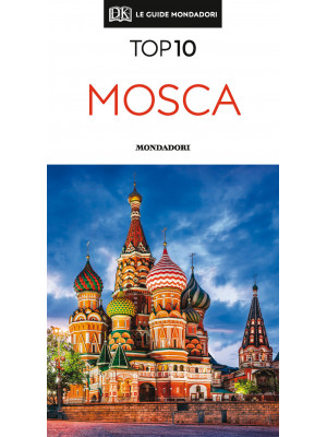 Mosca. Con cartina estraibile