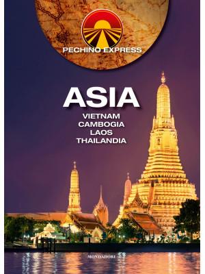 Pechino Express. Asia. Vietnam Cambogia Laos Thailandia
