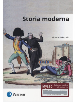 Storia moderna. Ediz. Mylab. Con aggiornamento online