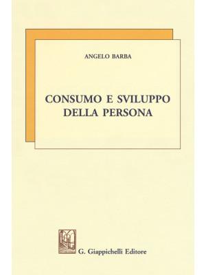 Consumo e sviluppo della persona