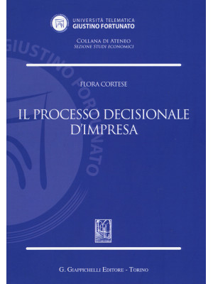 Il processo decisionale d'impresa