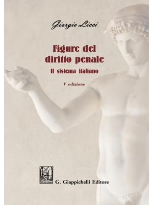 Figure del diritto penale. Il sistema italiano