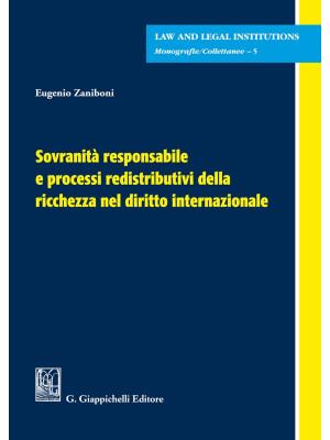 Sovranità responsabile e processi redistributivi della ricchezza nel diritto internazionale