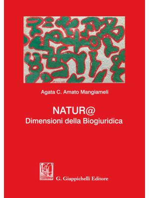 Natur@. Dimensioni della biogiuridica