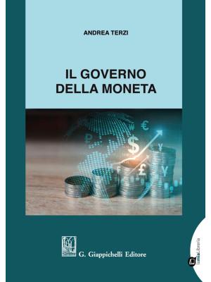 Il governo della moneta