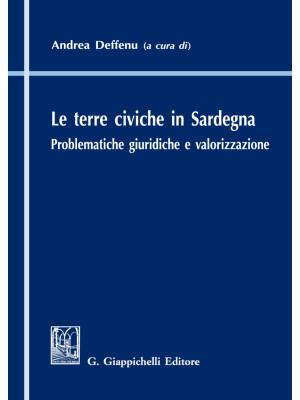 Le terre civiche in Sardegna. Problematiche giuridiche e valorizzazione