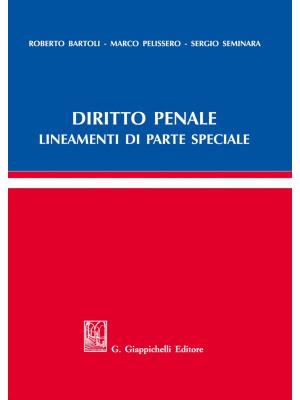 Diritto penale. Lineamenti di parte speciale