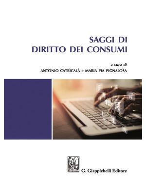 Saggi di diritto dei consumi