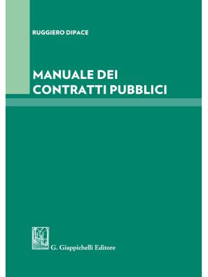 Manuale dei contratti pubblici