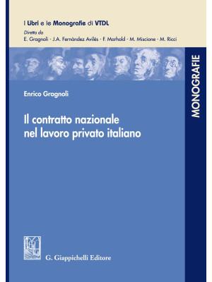 Il contratto nazionale nel lavoro privato italiano