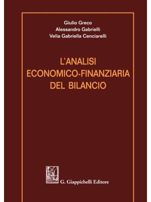 L'analisi economico-finanziaria del bilancio