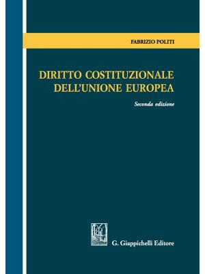 Diritto costituzionale dell'Unione Europea