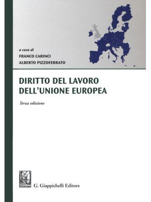 Diritto del lavoro dell'Unione Europea