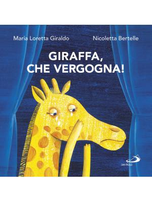 Giraffa, che vergogna!