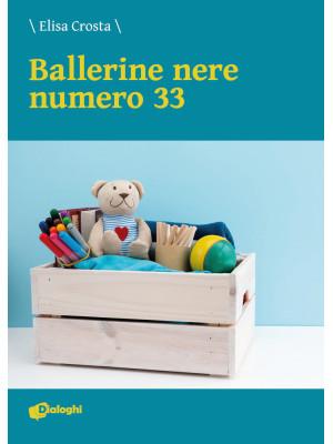 Ballerine nere numero 33