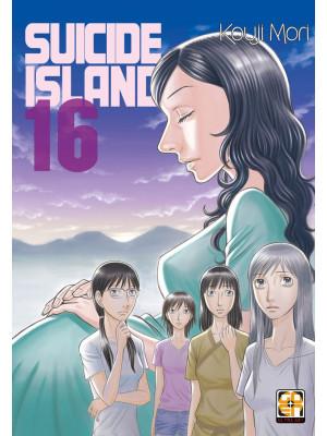 Suicide island. Vol. 16