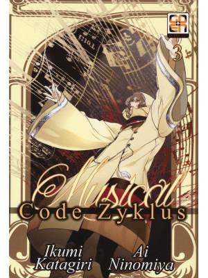 Musical code Zyklus. Vol. 3