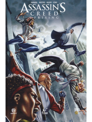 Uprising. Assassin's creed. Vol. 2: Inflection point