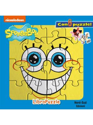 SpongeBob. Libro puzzle. Ediz. a colori