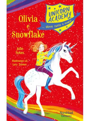 Olivia e Snowflake. Unicorn Academy
