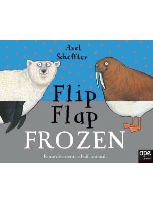 Frozen. Flip flap