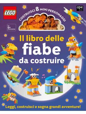 Il libro delle fiabe da costruire. Lego. Ediz. a colori. Con gadget