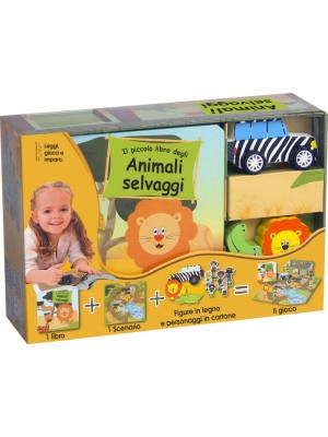 Animali selvaggi. Little village. Ediz. a colori