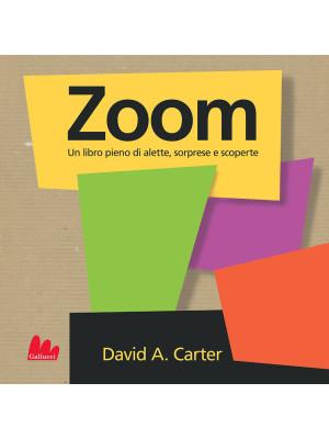 Zoom. Libro pop-up. Ediz. a colori
